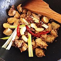 小鸡炖蘑菇的做法图解5