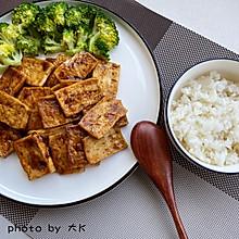 简单的下饭利器 糖醋豆腐