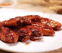 蜜汁鸡翅——迷迭香的做法