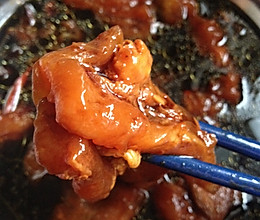 简易卤牛蹄筋~红烧牛蹄筋面~铁板牛蹄筋~葱椒版~的做法