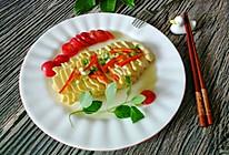 #巨下饭的家常菜#葱油素鲍鱼的做法