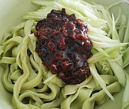 #营养小食光#菠菜手擀面的做法