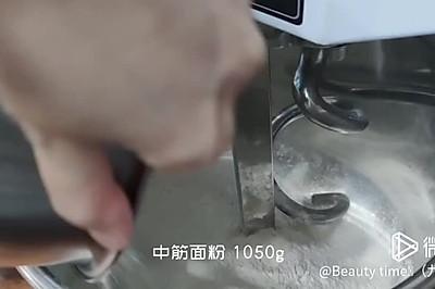 自制面条(压面机)