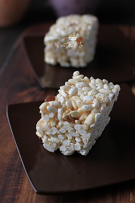 【棉花糖米通】——还原童年零食记忆的做法