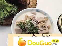 椰汁芋头鸡的做法