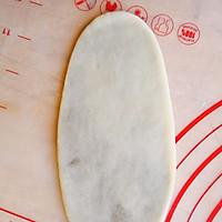 抹茶豆沙酥的做法图解6