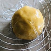 #快手又营养,我家的冬日必备菜品#纽扣小饼干的做法图解3