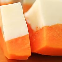 木瓜牛奶冻——迷迭香的做法图解9