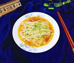茄汁金针菇#鲜有赞,爱有伴#的做法