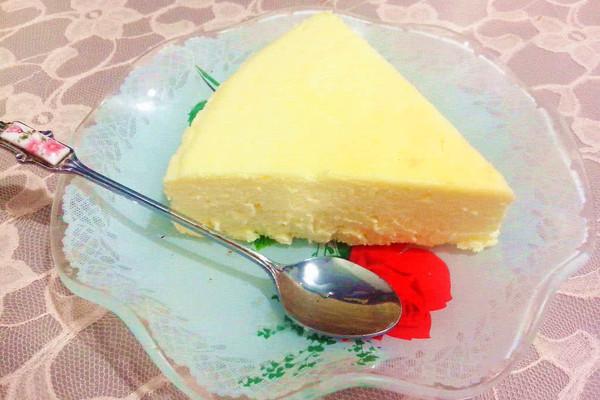 舒芙蕾乳酸蛋糕的做法