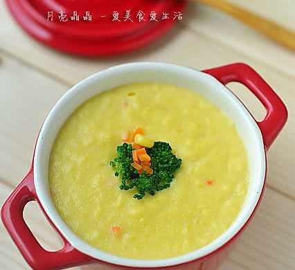 十分钟搞定西式玉米浓汤