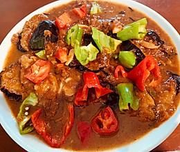 比肉好吃的烧茄子,米饭杀手的做法
