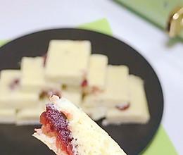 山药蔓越莓蒸糕10+ 健脾养胃的做法