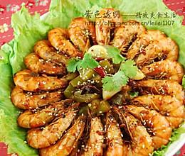 吮指圆满香辣盘盘虾(盆盆虾)的做法
