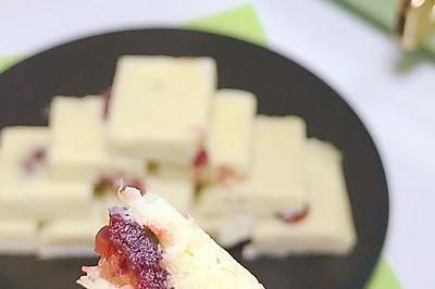 山药蔓越莓蒸糕10+ 健脾养胃