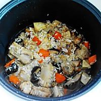 香芋排骨焖饭的做法图解10