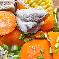 #花10分钟,做一道菜!#玉米排骨汤的做法图解7