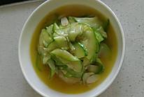 炝炒葫芦瓜的做法