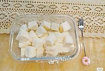 10M+宝宝辅食之椰蓉奶冻的做法
