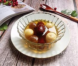 桂圆鹌鹑蛋红枣糖水的做法