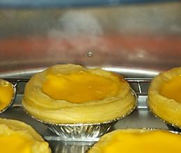 不用加淡奶油的超嫩蛋挞液~的做法