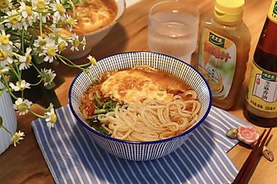 酸菜肉沫米粉