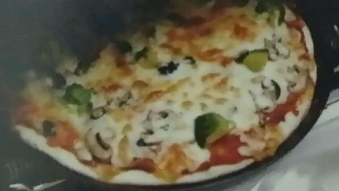 墨西哥披萨