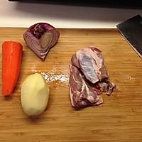 [简单易学]羊肉手抓饭的做法图解1