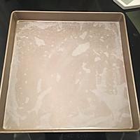 波浪抺茶蛋糕卷的做法图解1