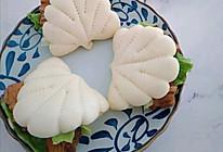 #网红美食我来做#荷叶饼夹的做法