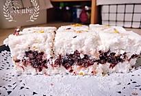 超松软手作红豆桂花糕的做法