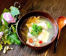适合夏天的滋补黑鱼汤的做法