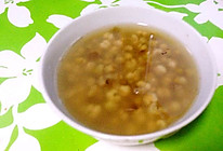 【食疗·祛痘利器】绿豆薏仁汤的做法
