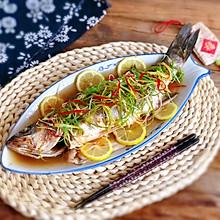 清蒸鱼不放料酒,也不腥不腻❗清蒸鲈鱼做法