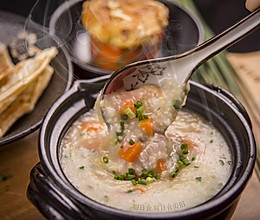 粥日食丨羊肉胡萝卜小米粥的做法
