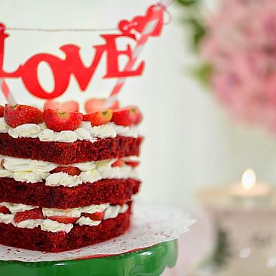 不是每个红蛋糕都叫红丝绒蛋糕