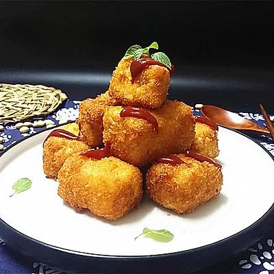 多福~脆皮豆腐