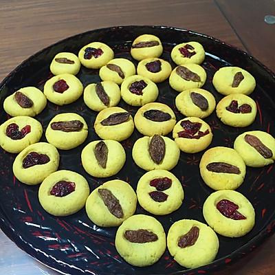 奶酥小饼(葡萄干、蔓越莓)