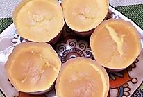 橙香杯子蛋糕的做法