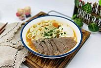 #多力金牌大厨带回家-北京站#番茄牛肉面的做法