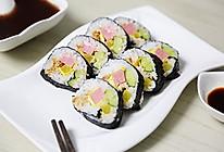 寿司:一次就成功的我的首道日本食物的做法