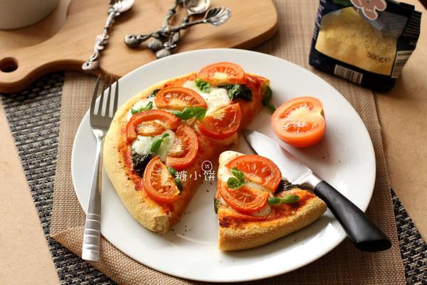 【玛格丽特风味厚底披萨】