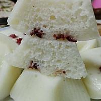 消耗大米粉的好去处——软糯香甜米发糕的做法图解7