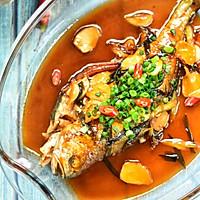 酸甜酱黄鱼(秘制酱汁)