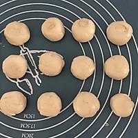 香气扑鼻的玫瑰花酥饼的做法图解3