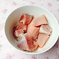 秋季粤式老火汤--霸王花瘦肉汤(滋阴润肺)的做法图解4