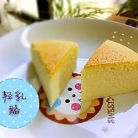 轻乳酪蛋糕的完美(6寸)的做法图解12