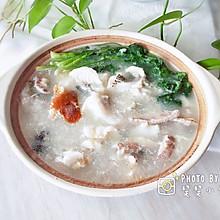 脾胃虚弱者之健康食谱——陈皮粥油浸鲈鱼片
