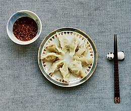 立冬饺子—茄丁番茄猪肉饺的做法