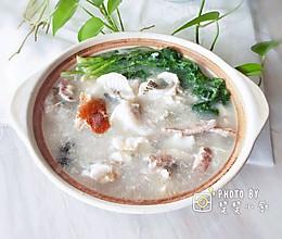 脾胃虚弱者之健康食谱——陈皮粥油浸鲈鱼片的做法